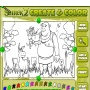 Shrek 2 Create and Color - přejít na detail produktu Shrek 2 Create and Color